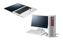 ビジネスPC ・NEC Mate/VersaPro ・Fujitsu ESPRIMO ・HP 等