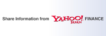 Share Information from YAHOO! JAPAN Finance