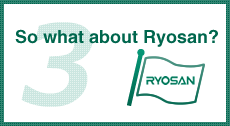 So what about Ryosan?
